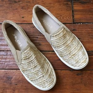 J Slides woven espadrille sneakers 6.5